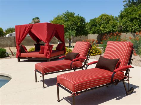 Exterior Patio Furniture Arizonaironfurniture Upscale Crafted Wrought Iron
