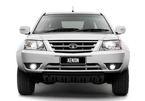 Daftar Lu Xenon Mobil Harga Tata Xenon Xt Dan Spesifikasi Terbaru April 2018
