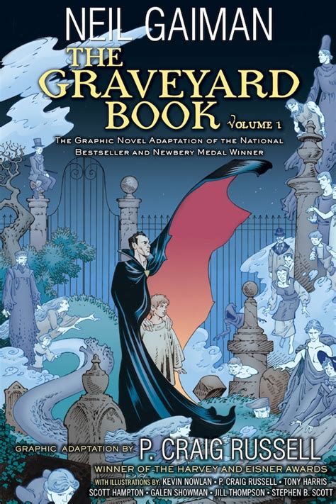 the graveyard book pictures neil gaiman s the graveyard book to become a graphic novel