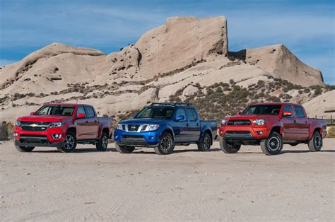 nissan colorado 2015 how will the 2016 tacoma compare with the new chevy