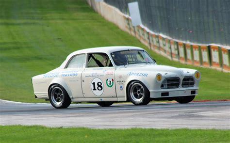 volvo racing p and b motorsports vintage volvo racing