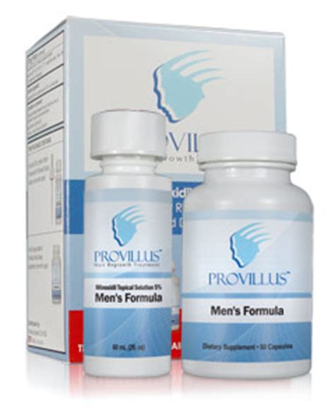 proven hair growth products a comprehensive provillus review can you regrow your hair