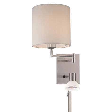 Kovacs Wall Sconce P1050 Swing Arm Wall Sconce By George Kovacs P1050 084