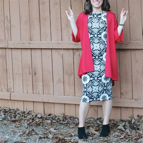 Kimono Liansi lularoe lindsay kimono and dress with booties and