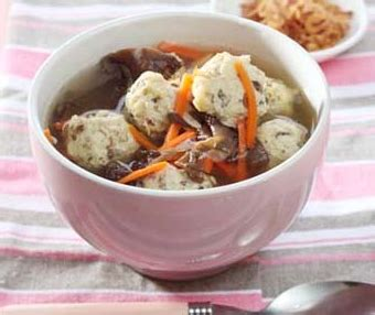 resep membuat bakso jamur resep dan cara membuat sup jamur dengan bakso lezat dan mantap