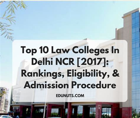 Faculty In Mba Colleges In Delhi Ncr by Top 10 Colleges In Delhi Ncr 2017 Rankings