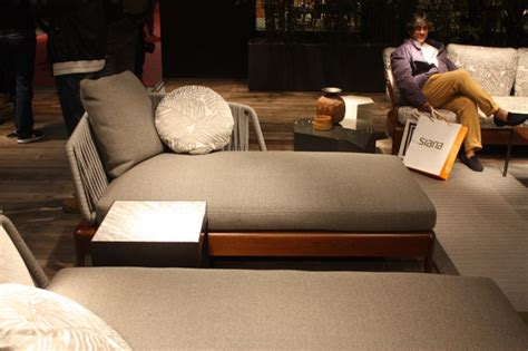 fainting couch spa create a fresh air retreat with new outdoor furniture designs