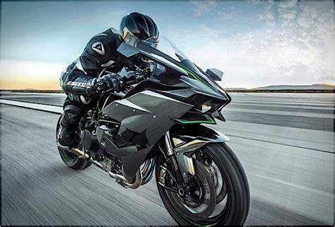 Schnellstes Motorrad 2015 by Kawasaki Ninja H2r Das St 228 Rkste Motorrad Der Welt