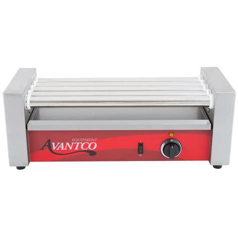 roller grill avantco rg1812 roller grill