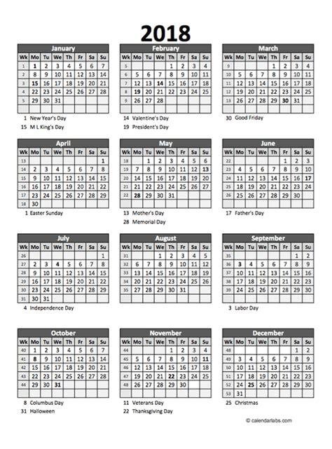 Xlsx Calendar Template