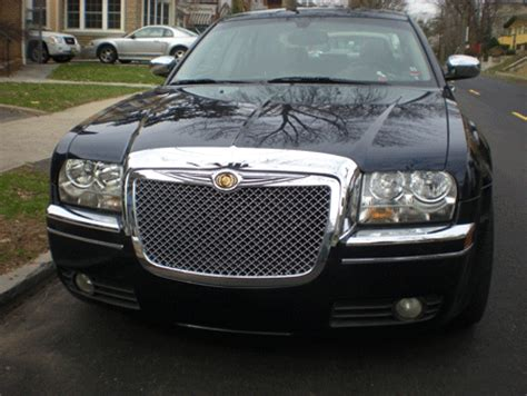 bentley chrysler 300 chrysler 300 chrome bentley mesh grille