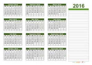 Kalender 2018 Ukenummer Kalender 2016 Jaarkalender En Maandkalender 2016 Met
