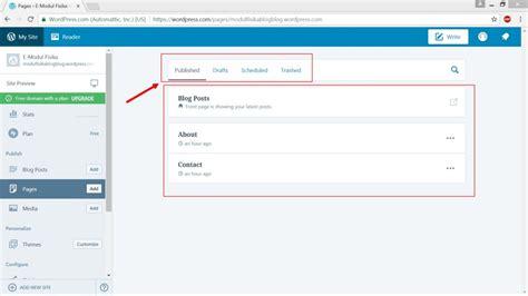 membuat e commerce wordpress tutorial membuat e modul berbasis blog wordpress guru