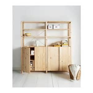 ivar ikea ivar 2 sections shelves cabinet pine 174x30x179 cm ikea