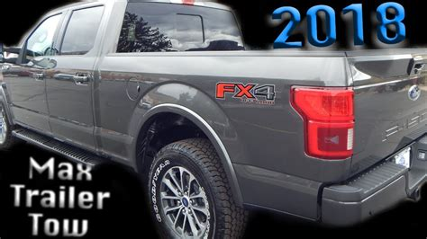 2018 ford f150 fx4 package the 2018 ford f 150 lariat fx4 with sport appearance