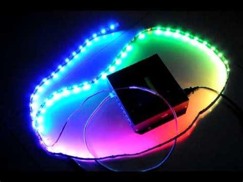 Led Strip Mood Lighting Effect Youtube Led Mood Lighting Strips