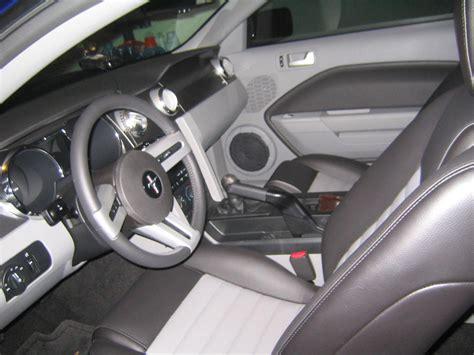 Mustang Interior Door Panel Accent Interior Door Panel The Mustang Source Ford Mustang Forums