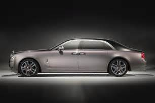 Where Is Rolls Royce From 2017 Geneva Motor Show Rolls Royce Ghost Quot Elegance
