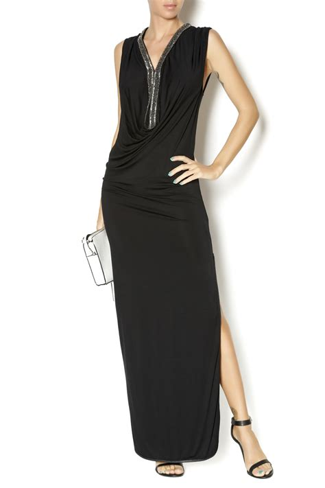 sw3 aly embellished maxi from california by shoptiques
