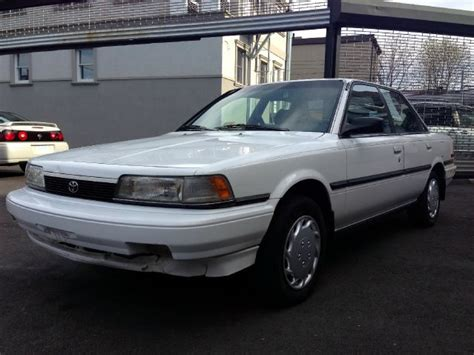 Awd Toyota Camry 1991 Toyota Camry Pictures Cargurus
