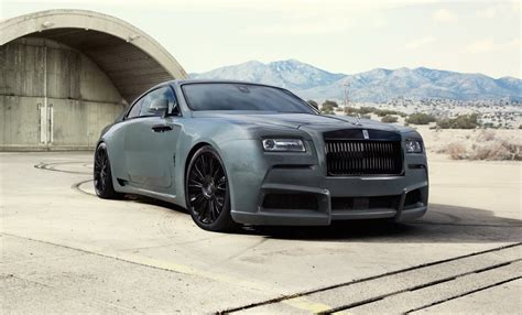 spofec rolls royce spofec rolls royce wraith shows of the aftermarket