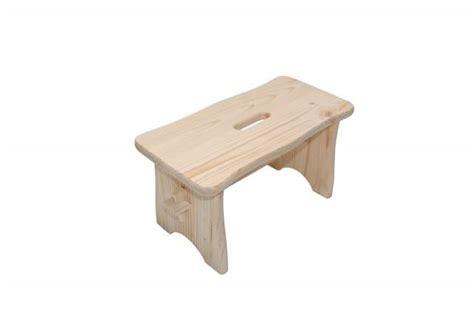 schemel definition repose pied en pin naturel 40 x 19 x 21 cm bois tabouret