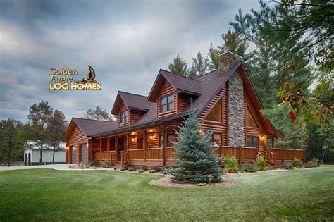 golden home golden eagle log homes log home cabin pictures photos lofted log 1969al