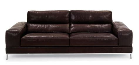 Incanto I563 Leather Sofa Incanto Leather Sofa