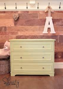 dyi dresser ana white fillman dresser or changing table diy projects