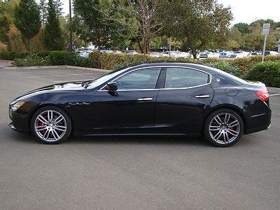 Maserati For Sale In California by Maserati Ghibli Cars For Sale In Sacramento California