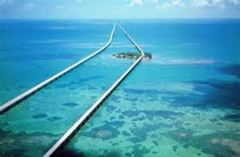 Key West 1 yollar picture of the overseas highway key west