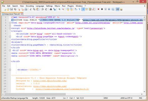 how to edit bresponsive blogger template slider tuzup