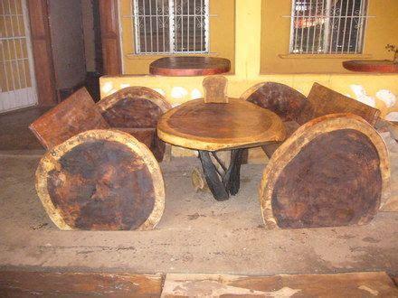 muebles rusticos muy originales en madera dolega