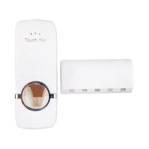 Sikat Gigi Odol jual murmer dispenser odol dan tempat sikat gigi harga kualitas terjamin blibli