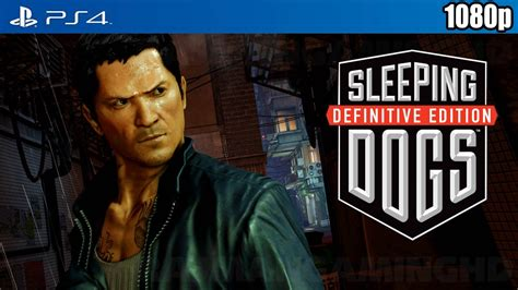 Dijamin Sleeping Dogs Ps4 sleeping dogs definitive edition ps4 60 minutes