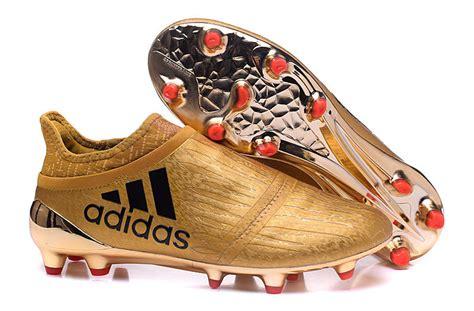 golden football shoes buy 2016 golden adidas x 16 purechaos fg ag football