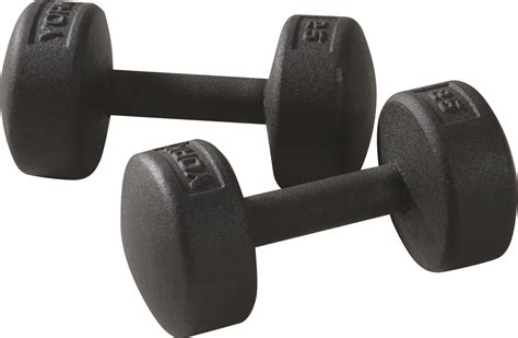 Dumbel Barbel legacy solid dumbbell dumbbells dumbbell sets york barbell
