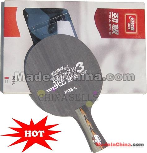 Dhs Pg 7 Power G 7 Table Tennis Blade 7 Ply Wood Ping Pong Ba genuine table tennis blade dhs power g pg3 5ply