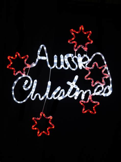 kangaroo christmas lights aussie led rope light silhouette 80cm lights the warehouse