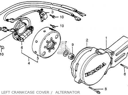 Yamaha Moto 4 Parts Diagram