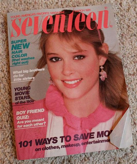 school teenage girls vintage magazine 255 best seventeen 2 images on pinterest seventeen