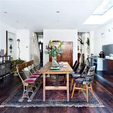 Oriental Dining Room Set by Vintage Eclectic Kitchen Diner Kitchen Diner Ideas
