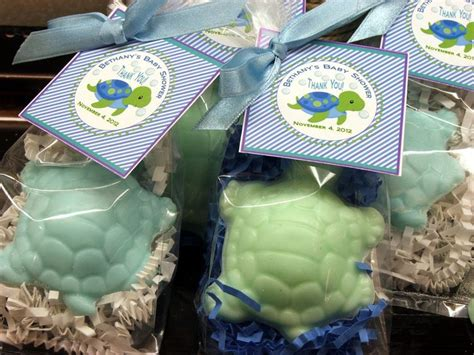 turtle themed baby shower decorations set of 10 turtle soap favors favors baby shower