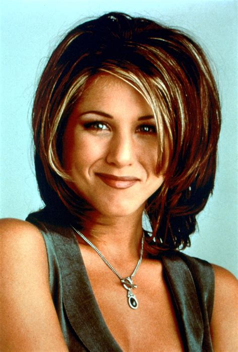 The Rachel Hair Cut Is Back   InStyle.co.uk