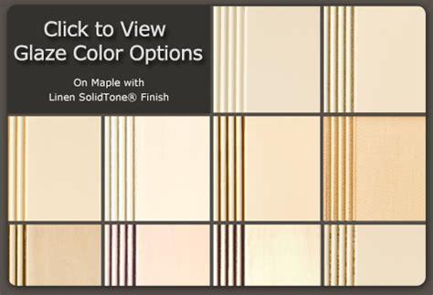 Glaze Color Comparison   WalzCraft