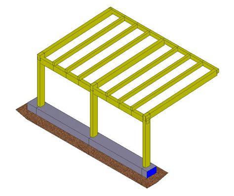 disegno tettoia in legno ing marco gelati