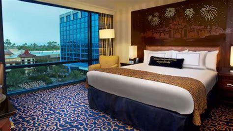 disney hotel rooms disneyland hotel