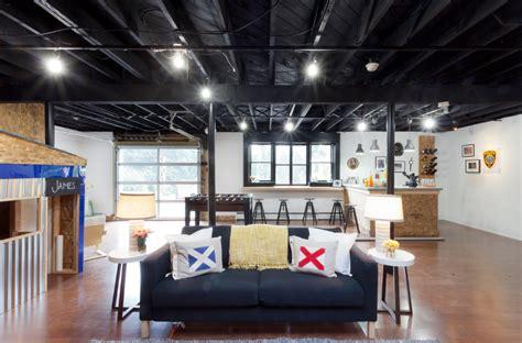 marvelous unfinished basement ideas decorating ideas