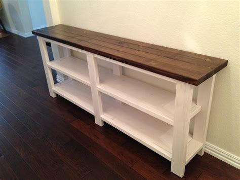 ana white sofa table ana white sofa table ana white rustic x sofa table diy