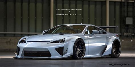 widebody cars bengala lfa 1